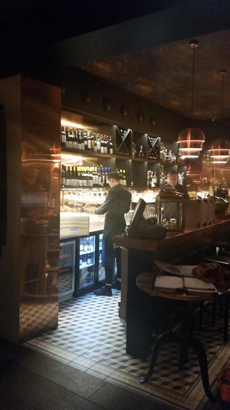 Rikhard von Trappe restaurant in Helsinki