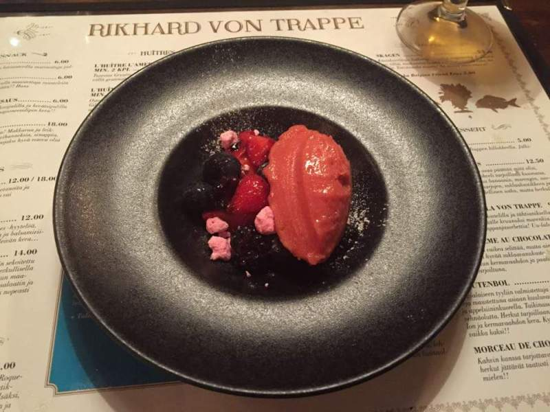 Rikhard von Trappe restaurant and bar