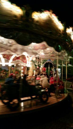 Carousel in Helsinki