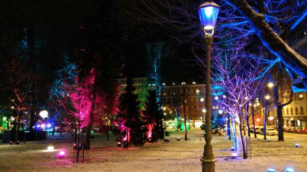 Ruttopuisto Lux Helsinki 2016