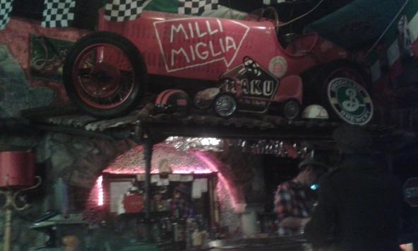 Bar Milli Miglia in Helsinki