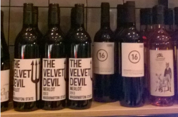 Wines in South Park