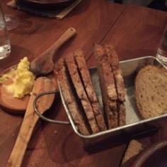Deliciour bread Chef & Sommelier