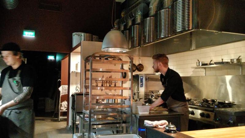 Basbas restaurant Helsinki