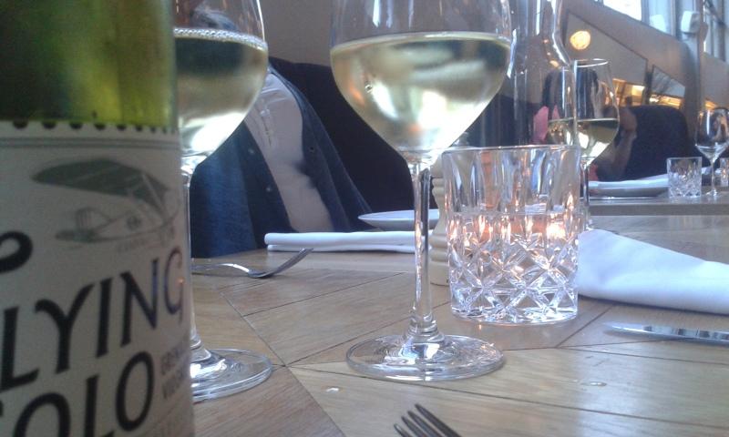 Wine in Helsinki
