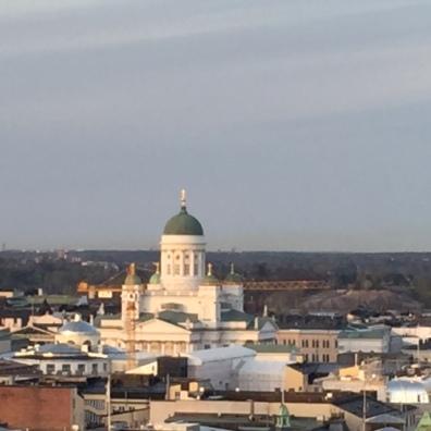 Dome of Helsinki