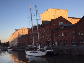 Katajananokka view Helsinki