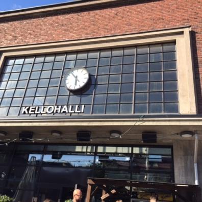 Kellohalli Helsinki