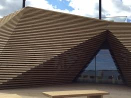 Sauna architecture