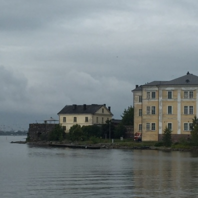 Sea buildings Suomenlinna