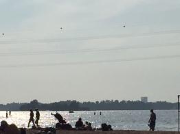 Sunny Beach in Helsinki