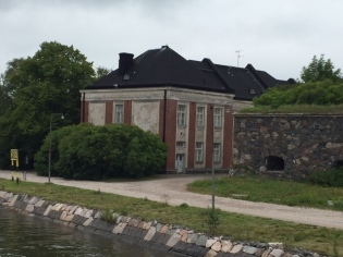 Suomenlinna buildings