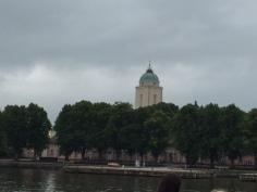 Suomenlinna Churche