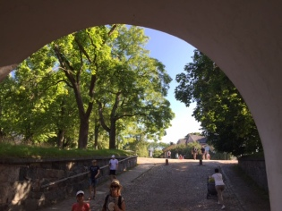 Suomenlinna walking paths