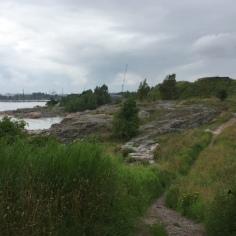Trails Suomenlinna