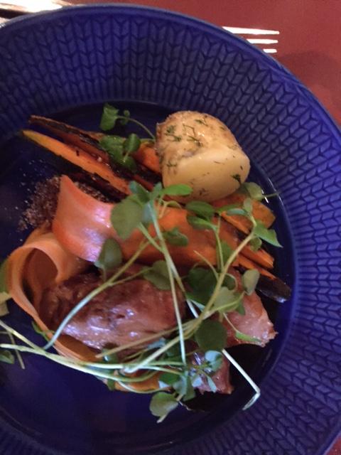 Delicious food Lonna Helsinki