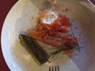Fish Lonna Restaurant Helsinki