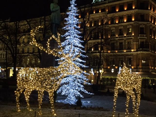 Enjoy Christmas Lights of Helsinki – Christmas in Helsinki ...
