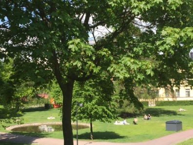 Park Sinebrychoff Helsinki