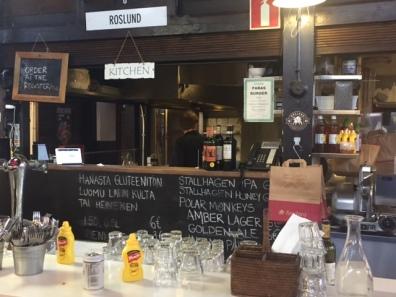 Roslund Helsinki hamburgers