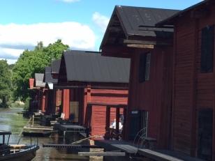 Porvoo ware houses