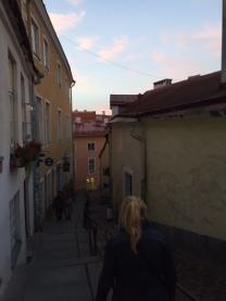 Me in Tallinn