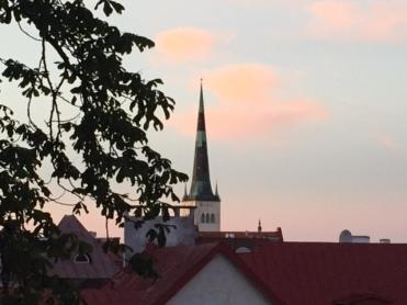 Tallinn autumn