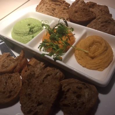 Vegan food in Tallinn